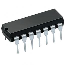 IC linearni TL064CP