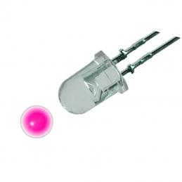 Dioda LED 5 Pink 1560 mcd