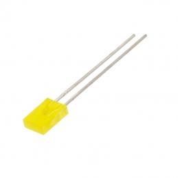 Dioda LED 2,5 x 5 Žuta