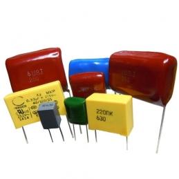 Kondenzator 0,68 uF/100V SIE