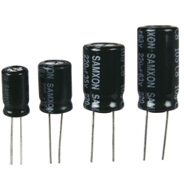 Kondenzator 10/450 V
