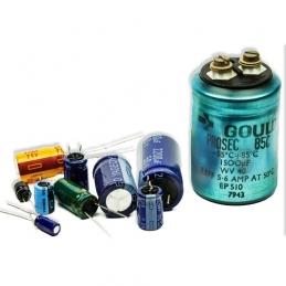 Kondenzator 10 uF/450V + GRD