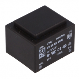 Transformator 2x12V 5,0W