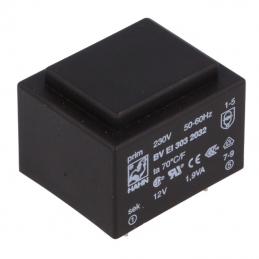 Transformator 2x15V 1,9W