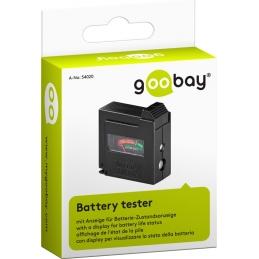 Tester baterija GOOBAY