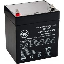 ACCU Baterija 12V 4,5Ah