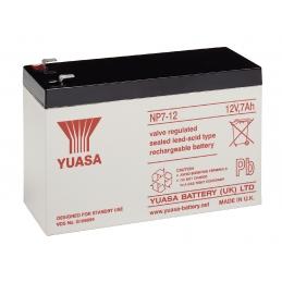ACCU Baterija 12V 7Ah Yuasa