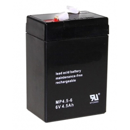 ACCU Baterija 6,0V 4,5Ah