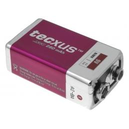 ACCU Baterija 9,0V 280mAh...