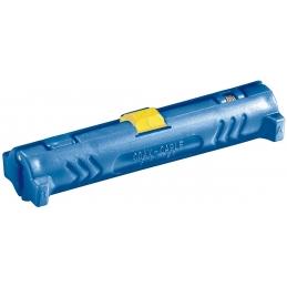 Skidač izolacije za coax kabel