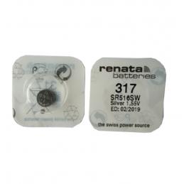 Baterija 1,55 V317 SR62