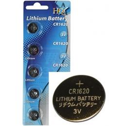 Baterija 3V CR-1620 Litijeva