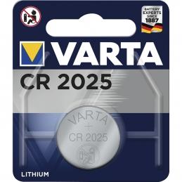 Baterija 3V CR-2025 Varta...