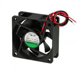 Ventilator 12V 60x60x25mm