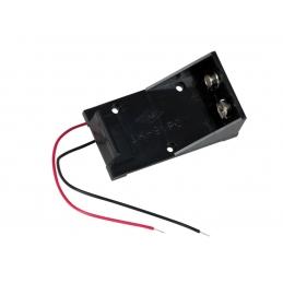 Držač Baterija 1x9V