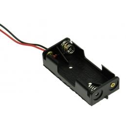 Držač Baterija 2xR3 AAA
