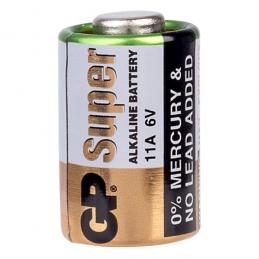 Baterija 6V GP11A Alkalna