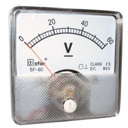 Instrument ugradbeni 60V DC