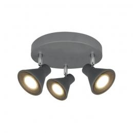 LED Reflektor 3x GU10