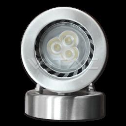 LED Ugradbeno svjetlo 2x GU10