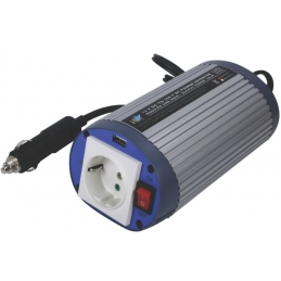 Adapter mrežni Inverter HQ-INV150WU-12 DC-AC 150W + USB OUTPUT