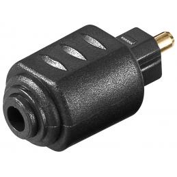 Adapter TOSLINK muški - 3,5...