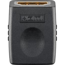 Adapter HDMI ženski - HDMI ženski