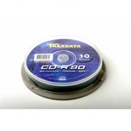CD-R Traxdata CAKE 10 komada