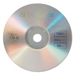 CD-R Verbatim audio