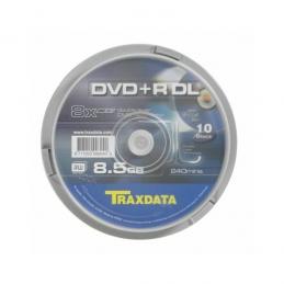 DVD+R Traxdata Dual layer