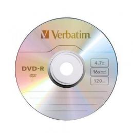 DVD-R Verbatim 1/25