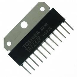 IC linear Japan TA7232