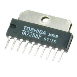 IC linear Japan TA7288P TOSHIBA