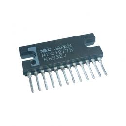 IC linear Japan uPC 1277