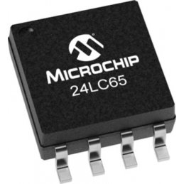 IC EPROM 24LC65 SMD