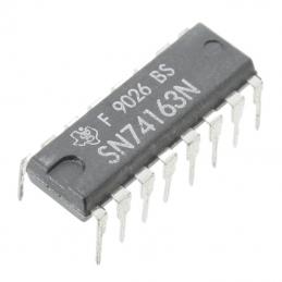 IC TTL SN74163