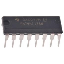 IC TTL SN74HC138