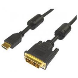 Kabel HDMI muški - DVI...