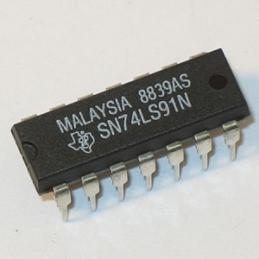 IC TTL SN74LS91