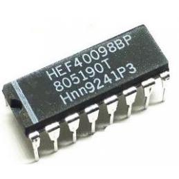 IC CMOS 40098