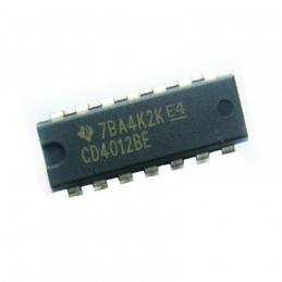 IC CMOS 4012