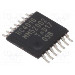 IC CMOS 4016