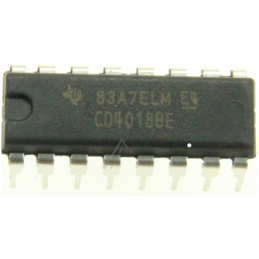 IC CMOS 4018