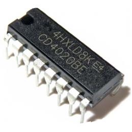 IC CMOS 4020