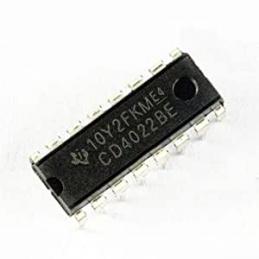 IC CMOS 4022