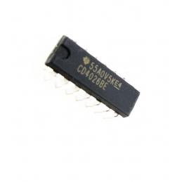 IC CMOS 4026