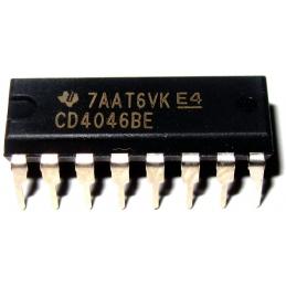 IC CMOS 4046