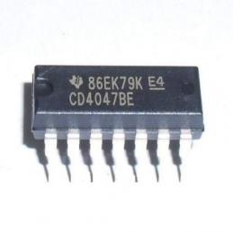 IC CMOS 4047