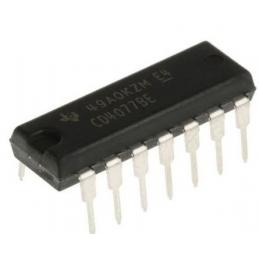 IC CMOS 4077