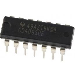 IC CMOS 4093